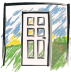 Bio Bauernmarkt Aglassing Logo
